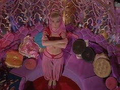 7 Lessons From I Dream Of Jeannie On Decorating Ones Bottle And The Hazards Of Magic (GIFs)