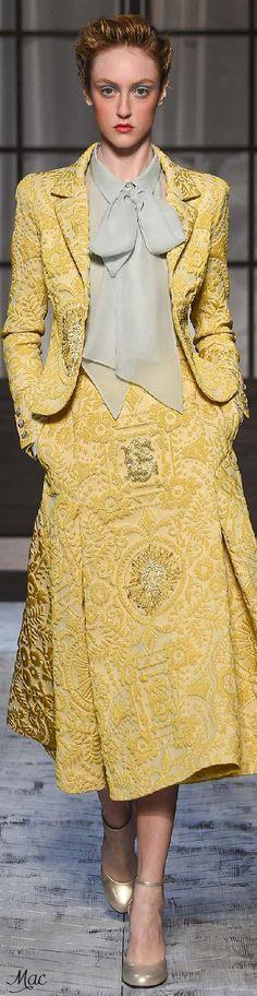 Fall 2015 Couture Schiaparelli