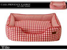Linha Provence - Cama Provence http://www.millie.com.br/provence