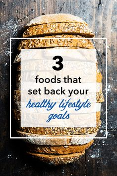 Learn what Dr. Amy Lee says about the 3 common food items that may be affecting your health.