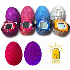 New Tamagotchi Multi-color Electronic Pets Toy