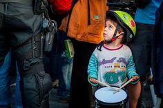 Fotomovimiento 15M: Se está dejando de confiar en los medios y la ciudadanía busca información alternativa