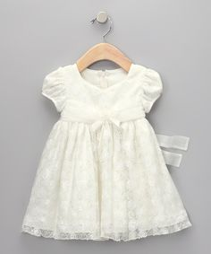 Pretty Baptism Gown.