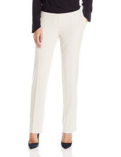 Jones New York Womens Plus Size Sydney Pant Stone 16 >>> See this great product.