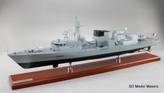 SD Model Makers > Frigate Models > Halifax Class Frigate Models Royal Canadian Navy, Shipping Crates, Model Maker, Work Horses, Paint Schemes, Display Case, Sd, Models, Glass Display Case