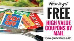Free coupons by mail - FREE Coupons By Mail Email Companies to get High Value Coupons – Free coupons by mail Free Coupons By Mail, Free Stuff By Mail, Get Free Stuff, Printable Coupons, Discount Shopping Sites, Shopping Tips, Mail Email, Barber Foods, Plum Organics
