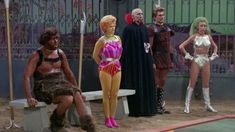 Illustration for article titled Weirdest and Sexiest Costumes from the Original Star Trek Star Trek Characters, Star Trek Movies, Star Wars, Star Trek Tos, Sparkly Tights, Star Trek 1966, The Argyle, Star Trek Images, Tan People