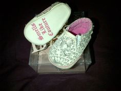 Juicy couture baby shoes!!