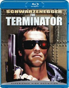 THE TERMINATOR  ( FIRST EDITION BLU-RAY 2006 ) LPCM 5.1 SURROUND SOUND & DOLBY DIGITAL 5.1 SURROUND SOUND EX / MPEG 2 / MBPS: 24 / 1920 X 1080 / BD 25 GB / SONY PICTURE HOME ENTERTAINMENT / MGM STUDIO & ORION PICTURE RELEASE