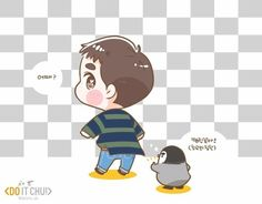 Find images and videos about kpop, exo and d.o on We Heart It - the app to get lost in what you love. Kaisoo, Kyungsoo, Exo Anime, Exo Fan Art, Exo Do, Do Kyung Soo, Cute Chibi, Kpop Fanart, Art Sketches