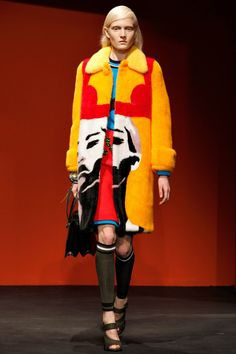 Prada   Spring 2014 Ready-to-Wear Collection   Style.com