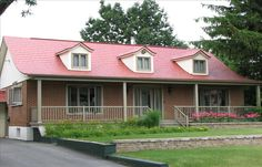 The steel shingles are tougher and longer lasting because they are composed of high-strength steel roofing panels. Steel Roofing, Roof Panels, Wakefield, Steel Buildings, Metal Roof, Photo Contest, Shed, Construction, Outdoor Structures