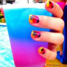 A delicious recipe for Astro Pop, with Absolut® Raspberri vodka, sweet and sour mix, grenadine syrup and Blue Curacao liqueur. Also lists similar drink recipes. Party Drinks, Cocktail Drinks, Fun Drinks, Alcoholic Drinks, Colorful Drinks, Colorful Nails, Pool Drinks, Beach Drinks, Cocktail Ideas