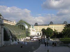 Burggarten - Vienna, Austria.  I miss walking through this park...fantastic way to start the day!