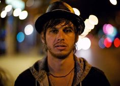 Mark Foster of Foster the People. Amazing vocalist, he is seriously amazing.