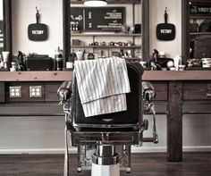 Victory Barber and Brand: turning men into gentlemen