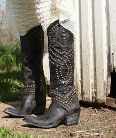 "the JaGGER 18"" boots. killer. rockstar."