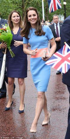 The Duchess of Cambridge 12 Jun 2016