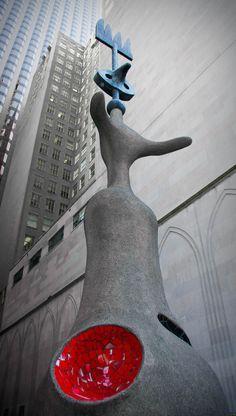 Joan Miró Chicago