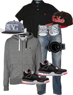 """""""Per my brothers request"""" by fashionista-shawnte on Polyvore"""