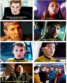 Star Trek face it, you just read that in character!!! I know I did!