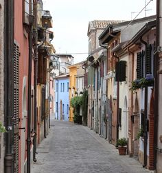 Старый Римини #foto #italy #travel #mitkevich #rimini #фото #римини #италия #город by michael_mitkevich