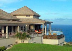 Sundance Ridge. New Luxury real estate for sale on St Kitts, ocean views