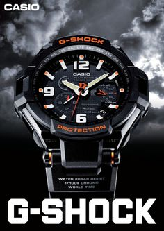 New Casio G-Shock Watch Very cool these G Shocks,