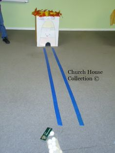 Church House Collection Blog: Fall Festival Games For Church