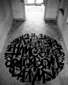 Paris (Kind Of) // sowat Graffiti Tagging, Graffiti Wall, Street Art Graffiti, Graffiti Artists, Tag Street Art, Graffiti Lettering Fonts, Graffiti Styles, Painted Floors, Calligraphy Art