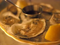 Where To Go For Oyster Happy Hour in #NYC.