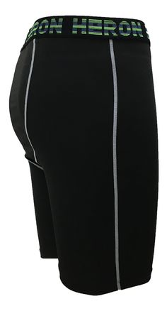 HERON BLACK TACKLE PANTS  SIDE2   #soccer   #polypropylene  #fitness  #sportswear  #sports #pants #innerwear Heron, Sportswear, Soccer, Fitness, Pants, How To Wear, Black, Trouser Pants, Football