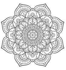 Resultado De Imagen Para Colorear Tumblr Mandalas Para Colorear
