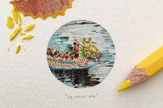 能治癒心靈的納米藝術畫作!La Mer x Lorraine Loots 聯乘展覽即日開催