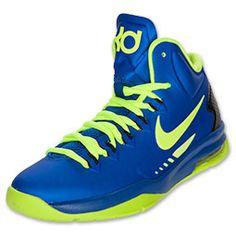 low priced e753c d3086 Boys  Grade School Nike Air KD V Basketball Shoes