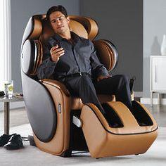 uDivine App Massage Chair