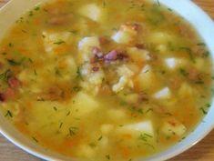 Zupa zacierkowa mojej babci Penne, Soup Recipes, Healthy Recipes, Polish Recipes, Polish Food, Good Food, Yummy Food, Soups And Stews, I Foods