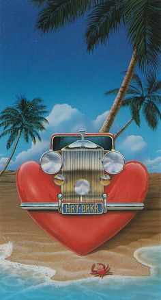 Heartbreaker by David Biedrzycki'88