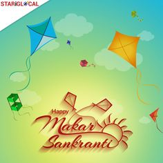 STARiGLOCAL Wishing You All A Day Full Of Grand Celebrations, Pleasure And Lots Of Cheer. Have A Wonderful #MakarSankranti