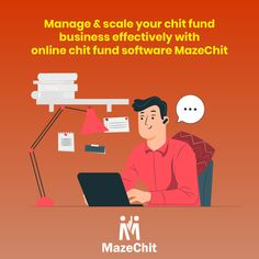 MazeChit is a user-friendly chit fund management system for many chit fund owners that reduces the time in generating reports and increases the quality and accurate process of chit fund operations effectively! For more information about MazeChit -> / Online C, Fund Management, Mobile Application, Software