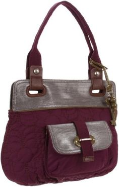 209555a9a4f2 Fossil Key-Per Shopper. my winter purse