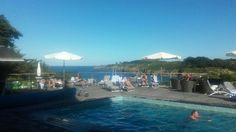 Et la piscine