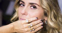 12 inspirações de unhas decoradas negativas como as de Giovanna Antonelli