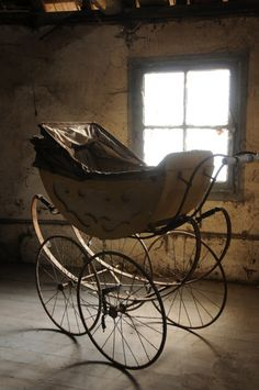 pram dating back to the early 1900s