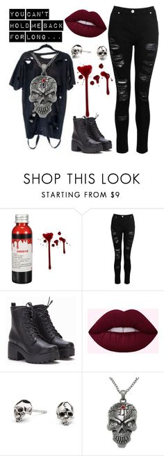 """""""Releasing The Animal"""" by izzyhcraig ❤ liked on Polyvore featuring Dorothy Perkins, Kasun and Carolina Glamour Collection"""