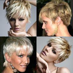 Corte curtíssimo e perfeito  #cabeloscurtos #mulheres #cabelos #shorthair  visite: www.cortecabelocurto.com