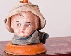 Antique Children's Hat Stand