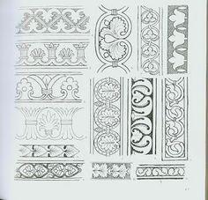 Коллекция картинок: Точечная роспись.Трафареты, часть 2