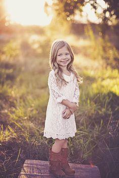 Lila Dress - White - Thumbnail 2