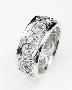 Wiccan Wedding Rings | unique handmade celtic jewellery in silver, gold and platinum